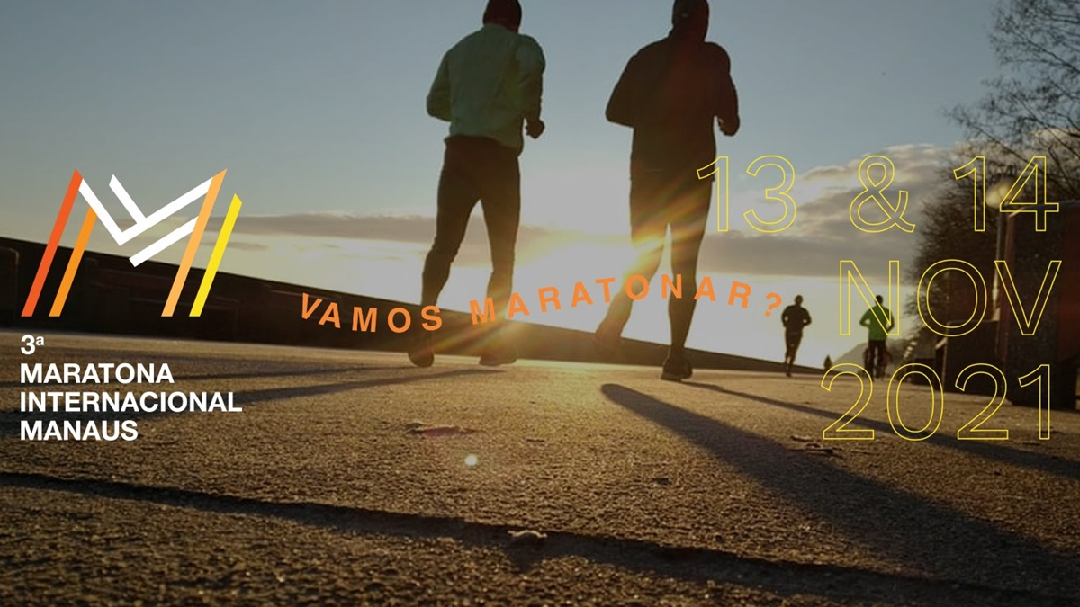 Maratona Internacional de Manaus, Venha maratonar dias 13 e 14