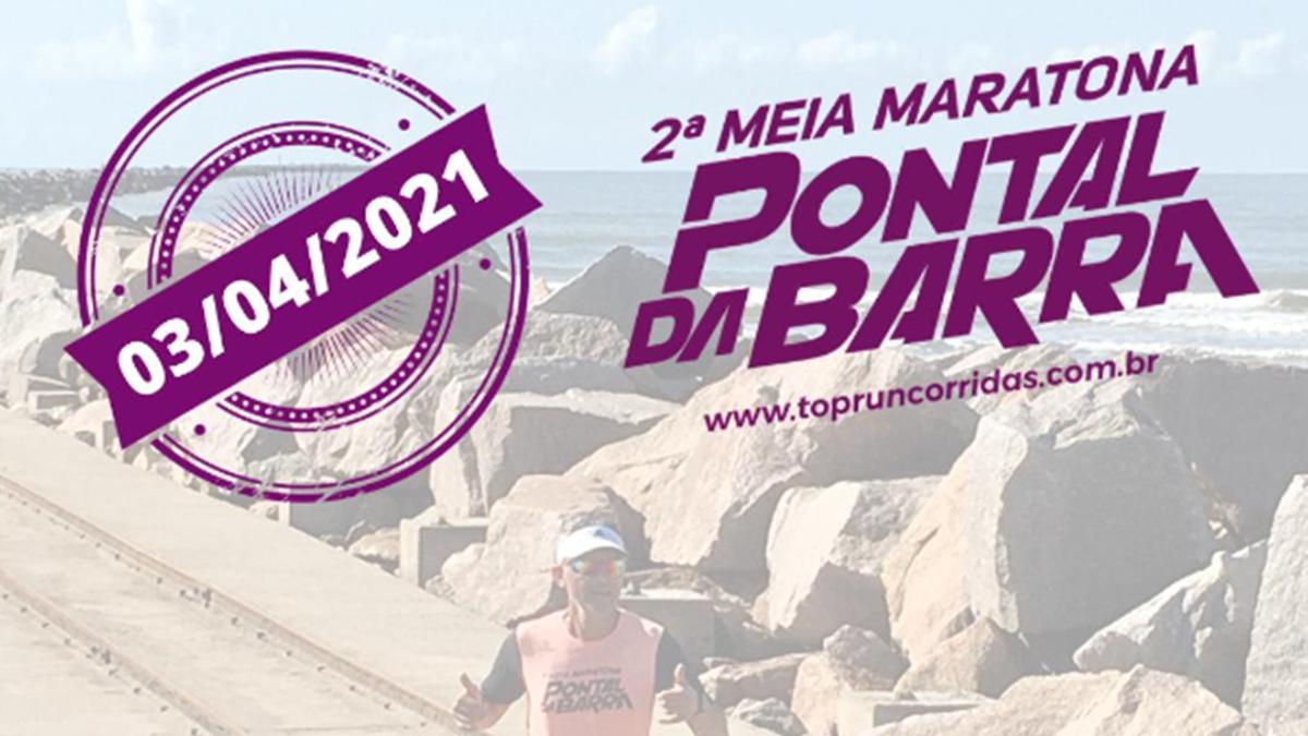 Meia maratona Pontal da Barra Rio Grande
