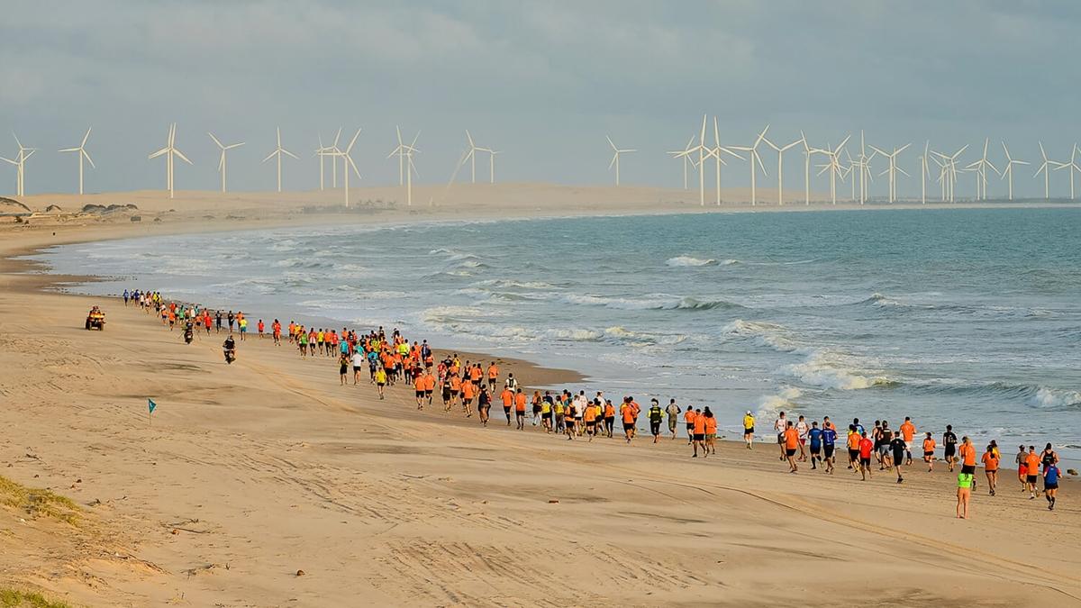 Maratona BRB Beach Run Brasil