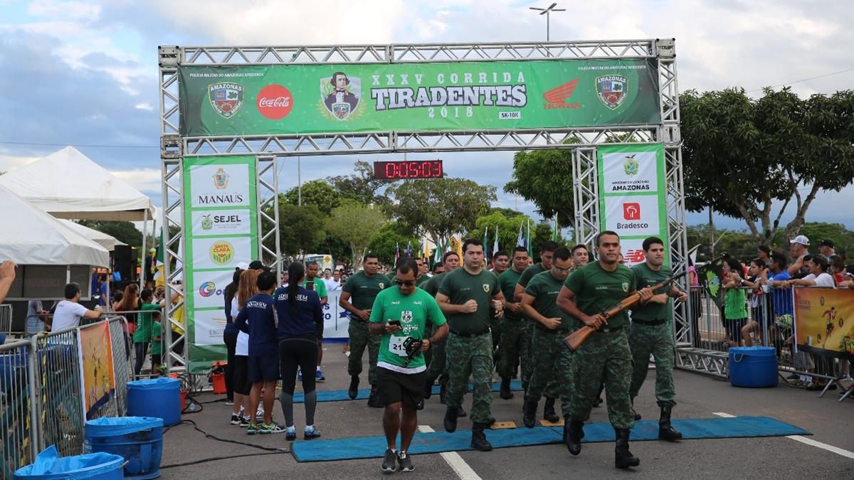 Corrida e Meia Maratona de Tiradentes