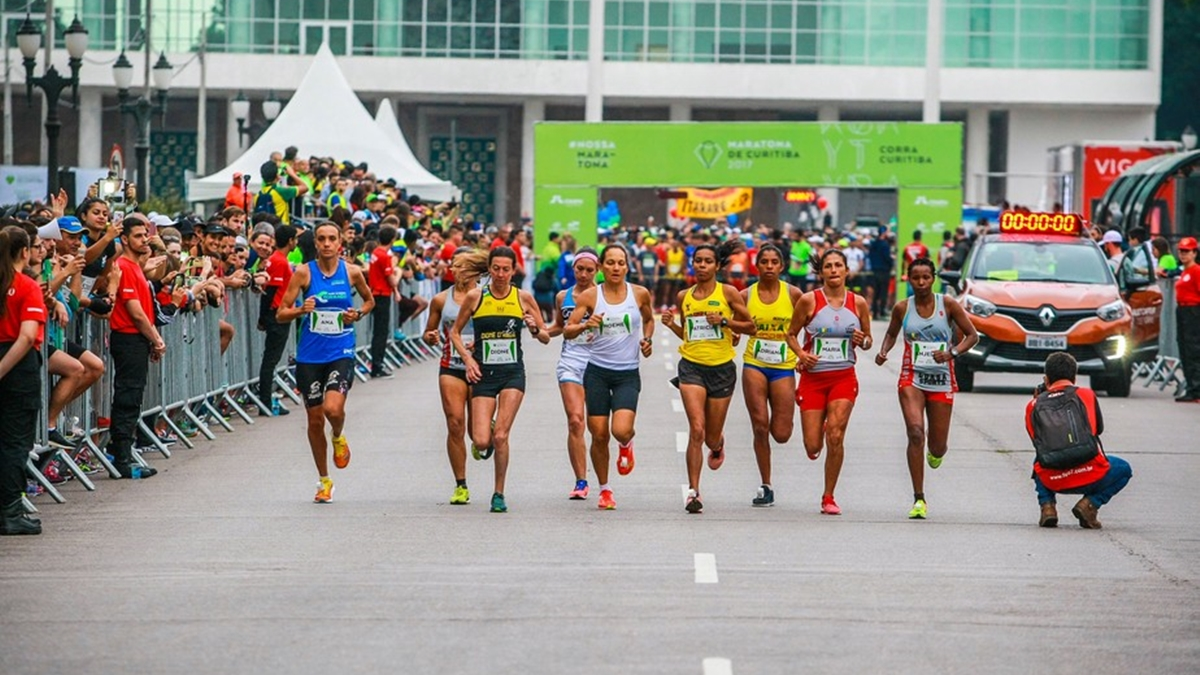 Maratona de Curitiba 2021