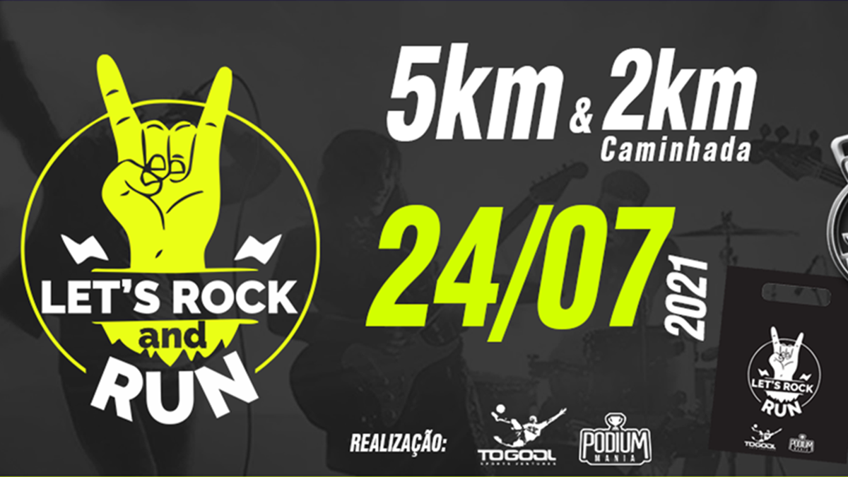 Let´s Rock and Run Manaus