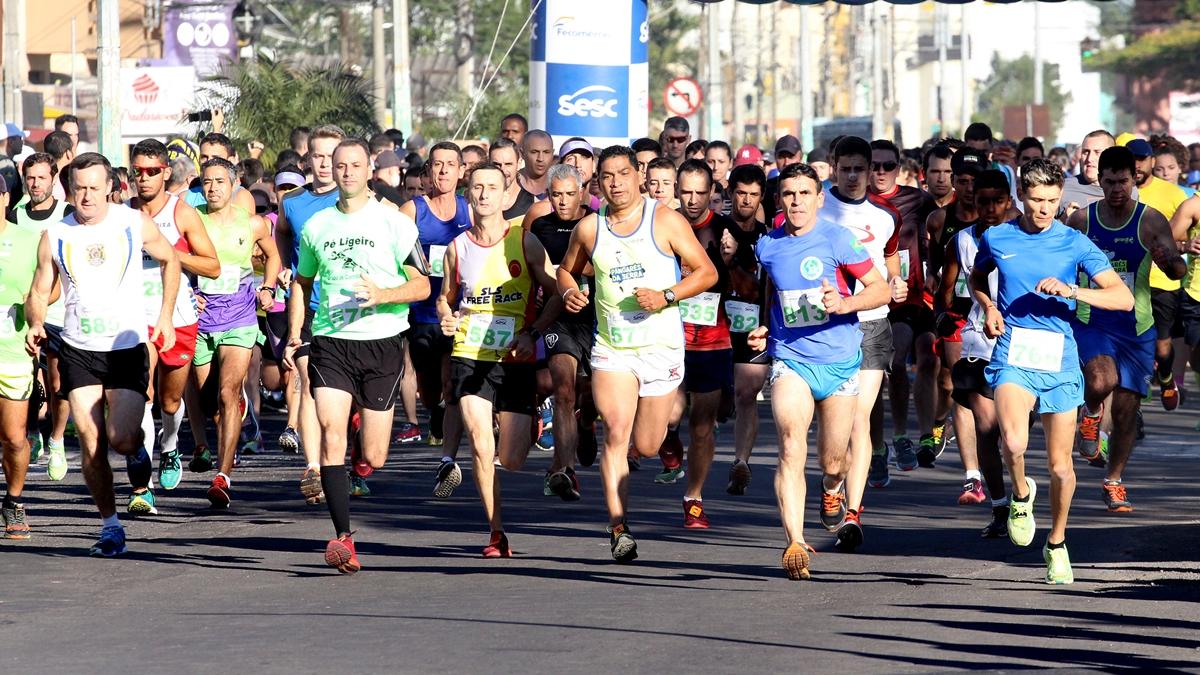 Meia Maratona de Osório marcada para 2021